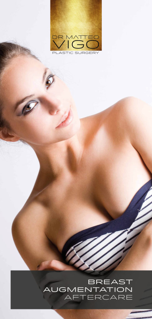 Breast Augmentation Aftercare