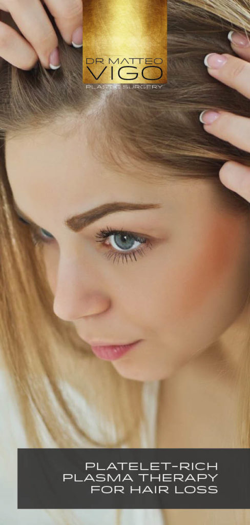 Platelet-Rich Plasma Therapy For Hair Loss