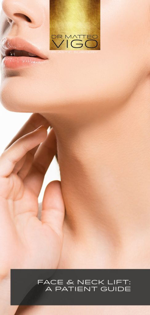 FACE & NECK LIFT:  A PATIENT GUIDE