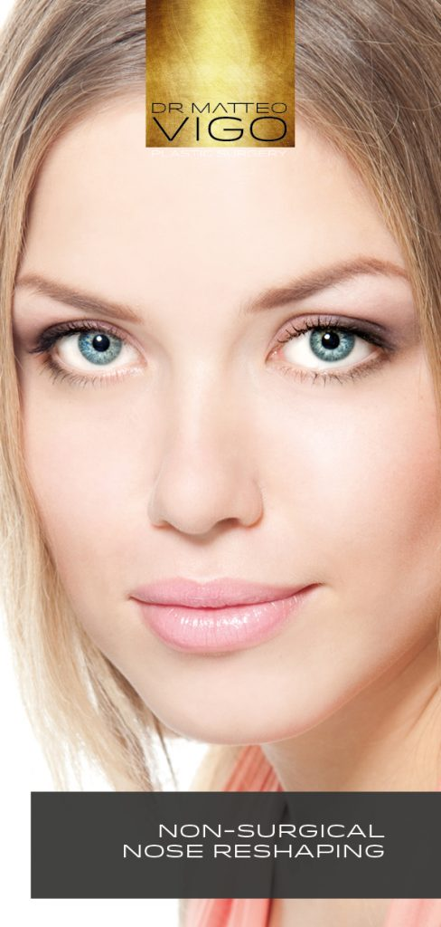 Non-Surgical  Nose Reshaping