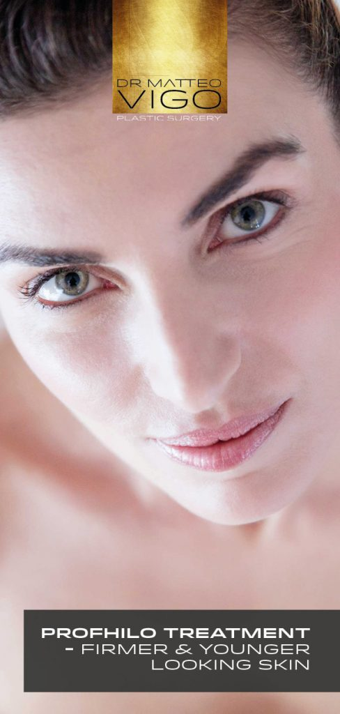 PROFHILO TREATMENT – FIRMER & YOUNGER LOOKING SKIN